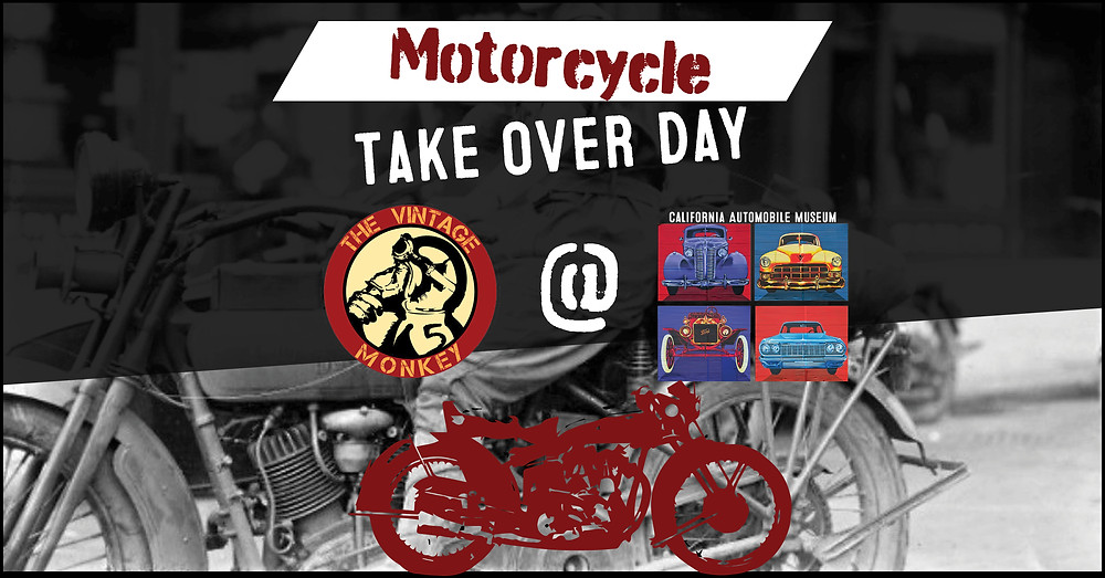 Motorcycle take over