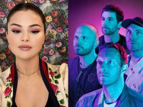 """Selena Gómez se luce interpretando """"Let Somebody Go"""" con Coldplay"""