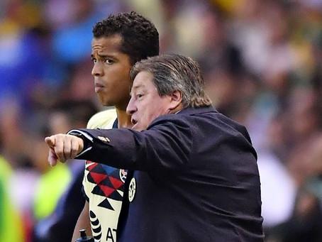 Club América: Miguel Herrera hace fuerte revelación sobre Giovani dos Santos