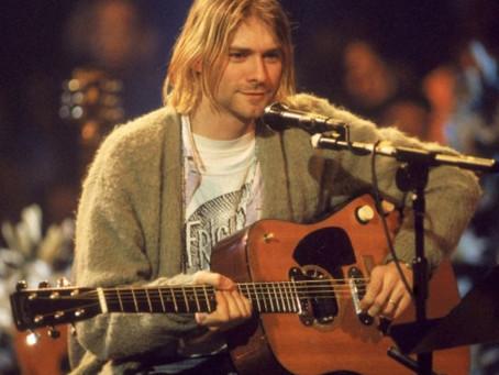 """Nirvana: La historia detrás de la canción de """"Smells like teen spirit"""""""
