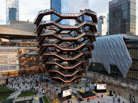 Torre Vessel: Esta es la triste razón por la que no puedes subir solo a la atracción de Nueva York
