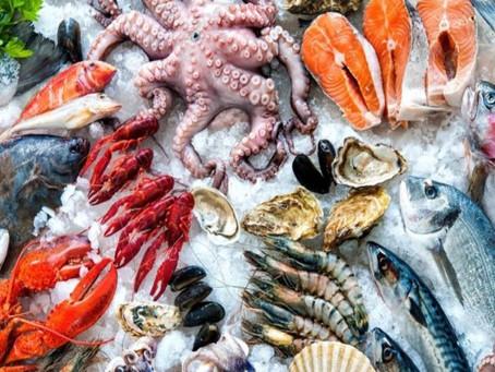 Pescados y mariscos: ¿Cómo elegir los productos más frescos y sanos?