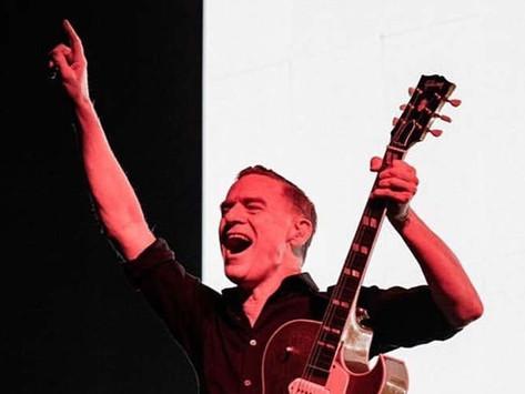 Bryan Adams revela fecha de lanzamiento de su nuevo disco 'So Happy It Hurts'
