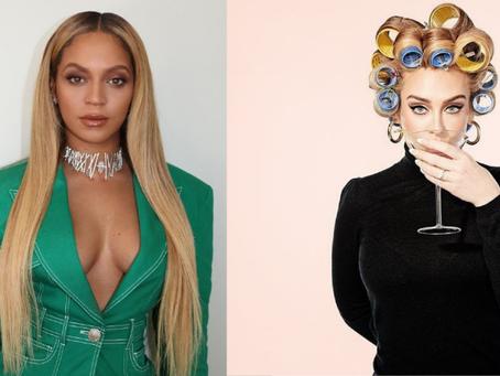 ¡Sorpresa! Adele regresa a la música de la mano de Beyoncé