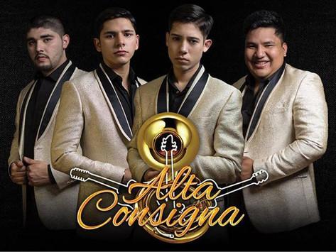 Vocalista de Alta Consigna abandona la agrupación.