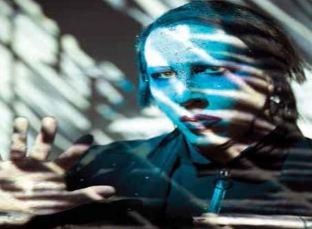 Marilyn Manson presenta su caos