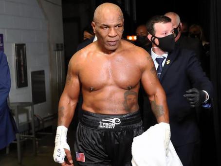 Mike Tyson gana más de 10 millones de pesos mensuales con la marihuana