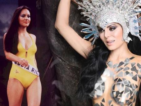 Maribel Guardia recuerda cuando participó en Miss Universo