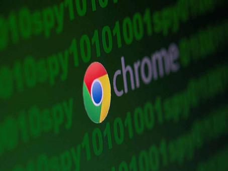 ¿Te llegó un mensaje extraño que te pide actualizar Chrome? No caigas, es estafa
