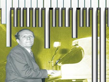 Claude Bolling unió jazz y música clásica