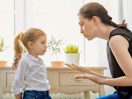 ¡No más nalgadas! El castigo corporal afecta el desarrollo de los niños