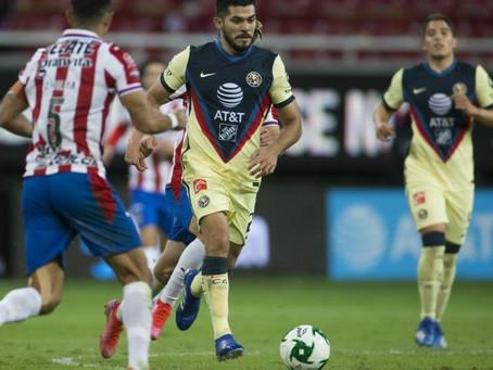 América jugará con su mejor equipo ante Chivas