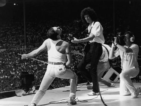 Conmovedor: así fue como Freddie Mercury grabó su última canción