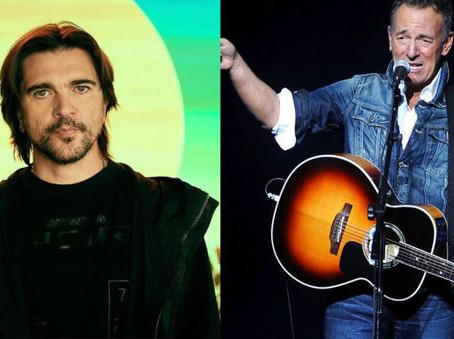 Juanes reversiona clásico de Bruce Springsteen