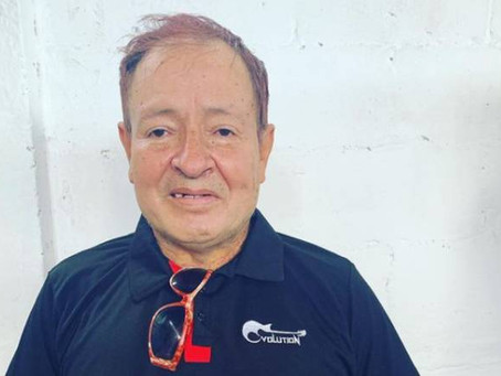 Sammy Pérez muere a los 55 años tras complicársele el Covid-19