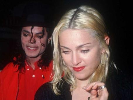 Madonna revela cómo logró besar a Michael Jackson en una ocasión