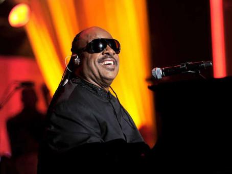 Las mejores anécdotas de Stevie Wonder