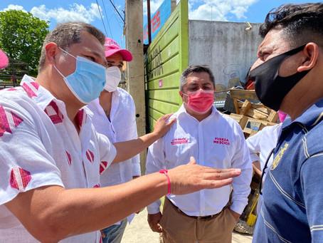Fuerza por México denuncia, nuevamente, desvío de recursos en municipios