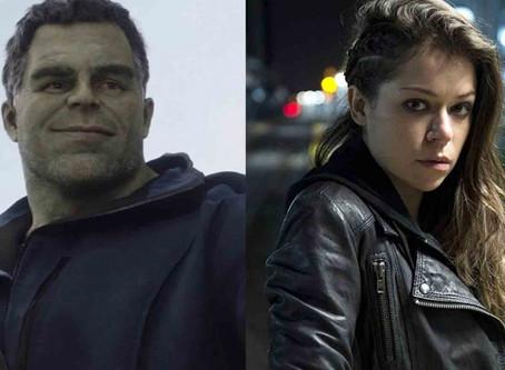 Mark Ruffalo da bienvenida a Tatiana Maslany como She-Hulk