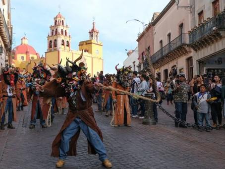 Cervantino y otras actividades que puedes hacer si planeas viajar a Guanajuato