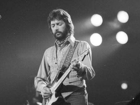 """La Trágica historia de """"Circus left the town""""; el último recuerdo de Eric Clapton con su hijo"""