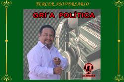 GRIA POLITICA TERCER