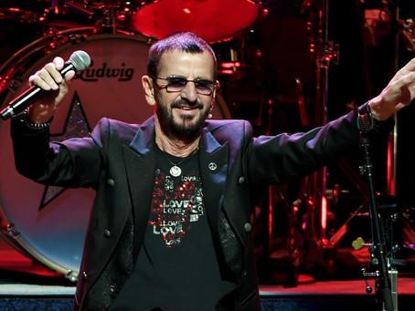 ¡Ringo starr lanzo una rola con Paul McCartney, Dave Grohl y mas invitados!
