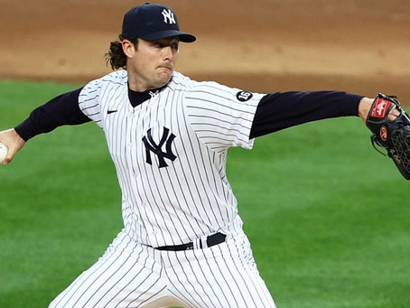 El récord histórico que logra Gerrit Cole para New York Yankees