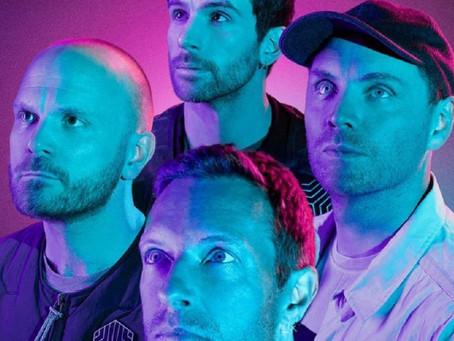 """Coldplay lanza nuevas canciones como """"Higher Power"""","""