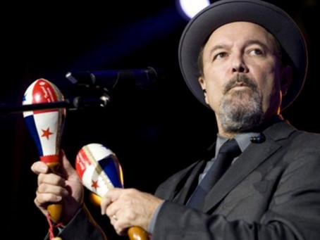 "Rubén Blades: ""no friega ser viejo"""