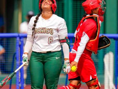 Selección Mexicana de Softbol: Por tirar sus uniformes a la basura, expulsarían a jugadoras