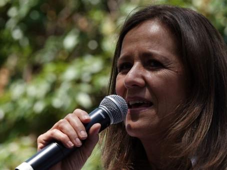 Margarita Zavala informa que su teléfono fue intervenido; esto hicieron los hackers