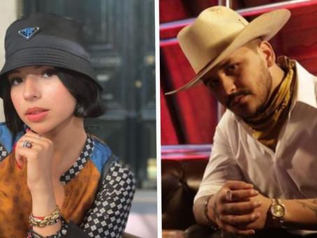 Ángela Aguilar revela que NO volverá a cantar con Christian Nodal, ¿celos de Belinda?