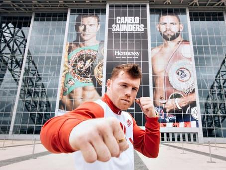 ¿Cuánto dinero ganará Canelo Álvarez por pelea contra Billy Joe Saunders?