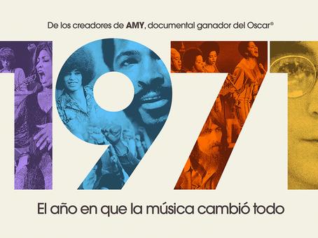 La docuserie '1971: El año que la música cambió todo' es un reencuentro con la música