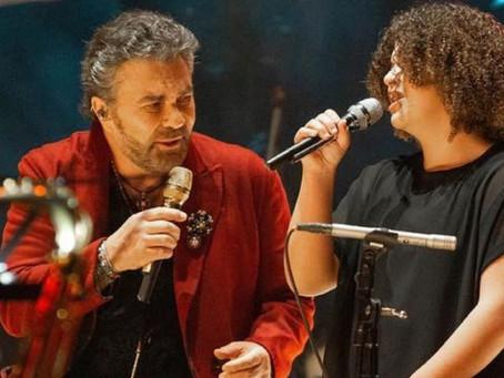 """Manuel Mijares y su hija cantaron juntos """"El Privilegio de Amar"""""""