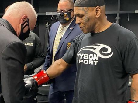 Mike Tyson revela posible rival y sede para su próxima pelea
