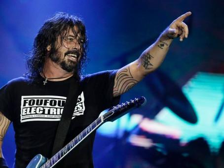 Foo Fighters prepara concierto en Nueva York sólo con público vacunado