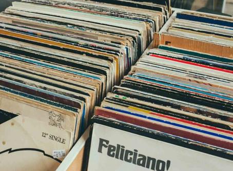 Ventas de vinilos superan las de CD por primera vez desde los 80