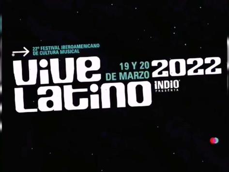 Festival Vive Latino 2022 revela parte de su cartel con video sorpresa