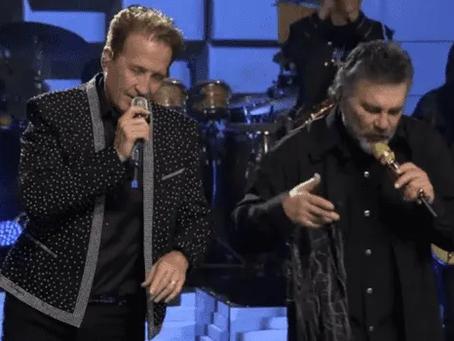 Emmanuel y Mijares despiden el 2020 con concierto online