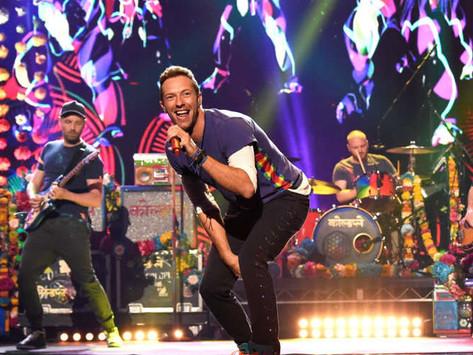 Coldplay anuncia fecha para Monterrey con su nuevo tour 'Music of the Spheres'