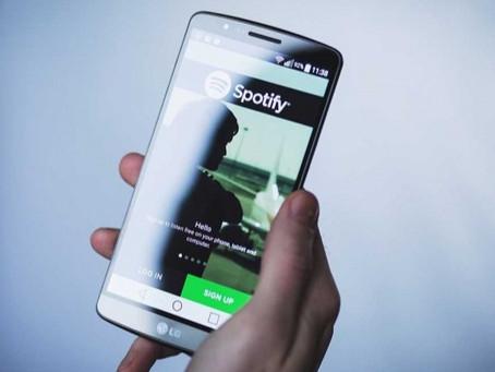 Las 10 canciones más escuchadas de la semana en Spotify