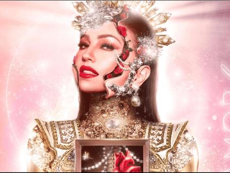¡Sorpresa! Thalía alista nuevo disco