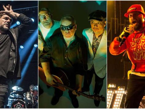 Limp Bizkit, Los Fabulosos Cadillacs y Pixies encabezan el Vive Latino 2022