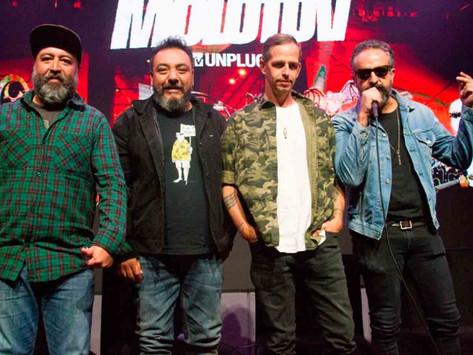 Molotov celebra 26 años y prepara nuevo disco