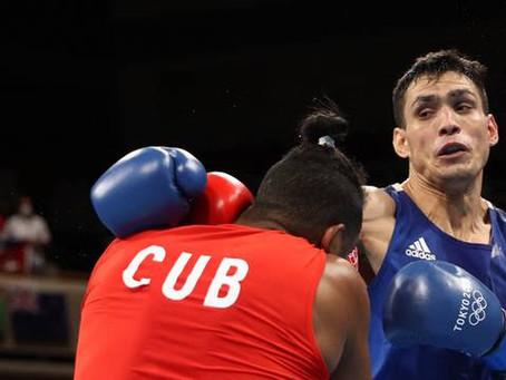 Rogelio Romero cae ante Arlen López y deja ir la medalla en Juegos Olímpicos de Tokio