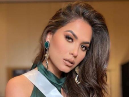 ¿Quién es Andrea Meza? La ingeniera mexicana ganadora de Miss Universo 2021