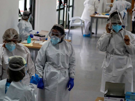 España iniciará vacunación anticovid en enero