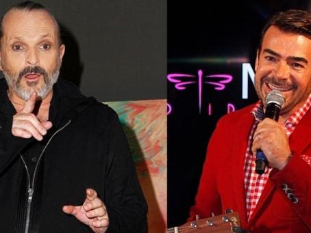 Toño Mauri afirma que serie de Miguel Bosé será más sorprendente que la de LuisMi